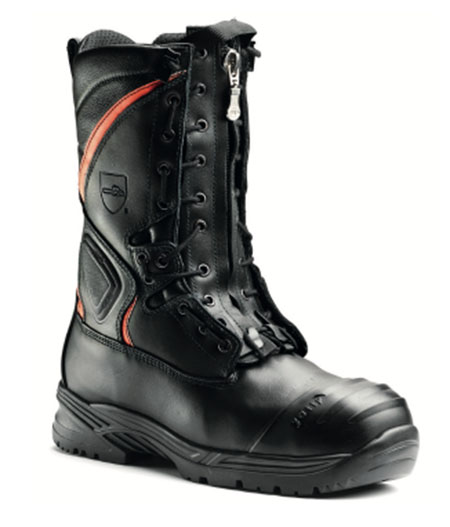 三级防切割消防靴