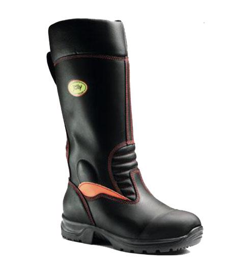防高电压消防靴